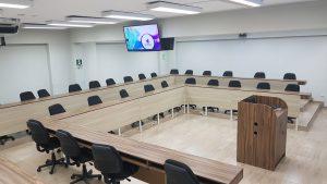 Sala de Postgrado 201