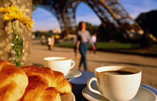 Café en Paris
