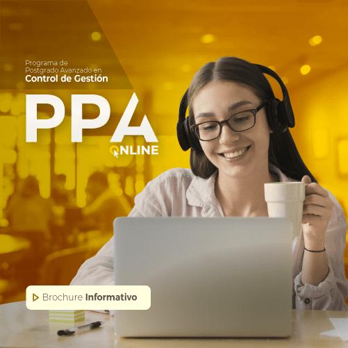 PPA Online en Control de Gestión