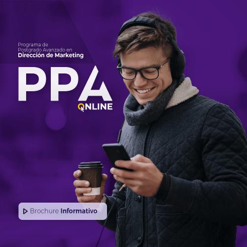 PPA Online en Dirección del Marketing