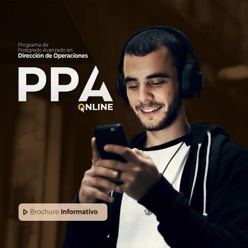 PPA Online en Dirección de Operaciones