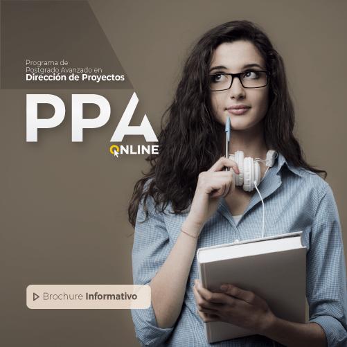 PPA Online en Dirección de Proyectos