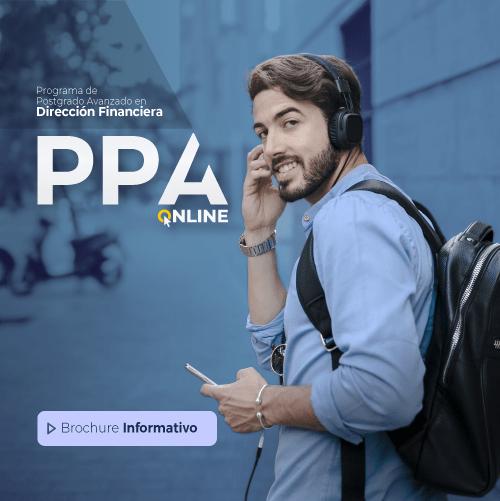 PPA Online en Dirección Financiera