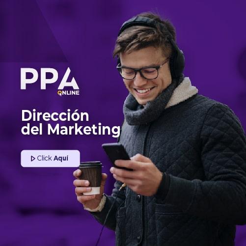Programa de Postgrado Avanzado Online en Dirección del Marketing