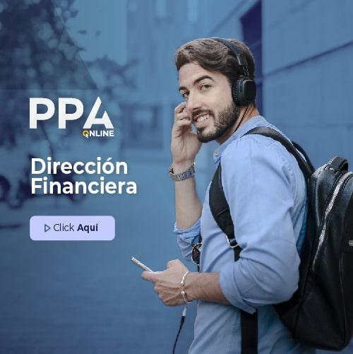 Programa de Postgrado Avanzado Online en Dirección Financiera