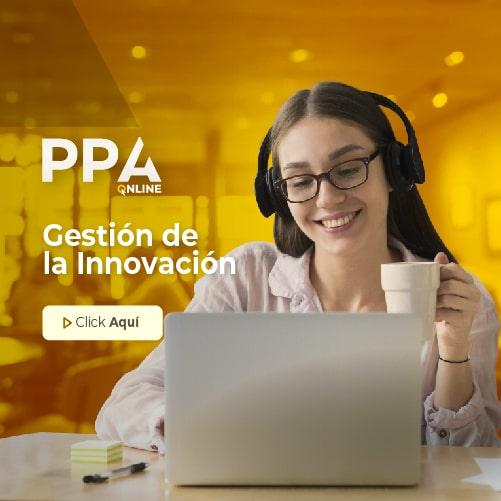 Programa de Postgrado Avanzado Online en Gestión de la Innovación
