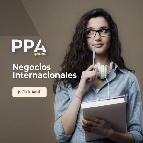 Programa de Postgrado Avanzado Online en Negocios Internacionales
