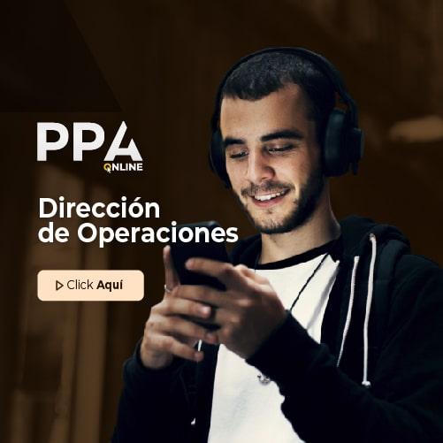 Programa de Postgrado Avanzado Online en Dirección de Operaciones