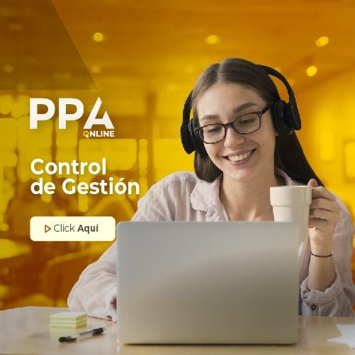 Programa de Postgrado Avanzado Online en Control de Gestión