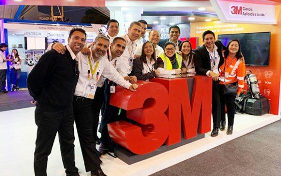 3M presentó novedosas innovaciones para el sector minero