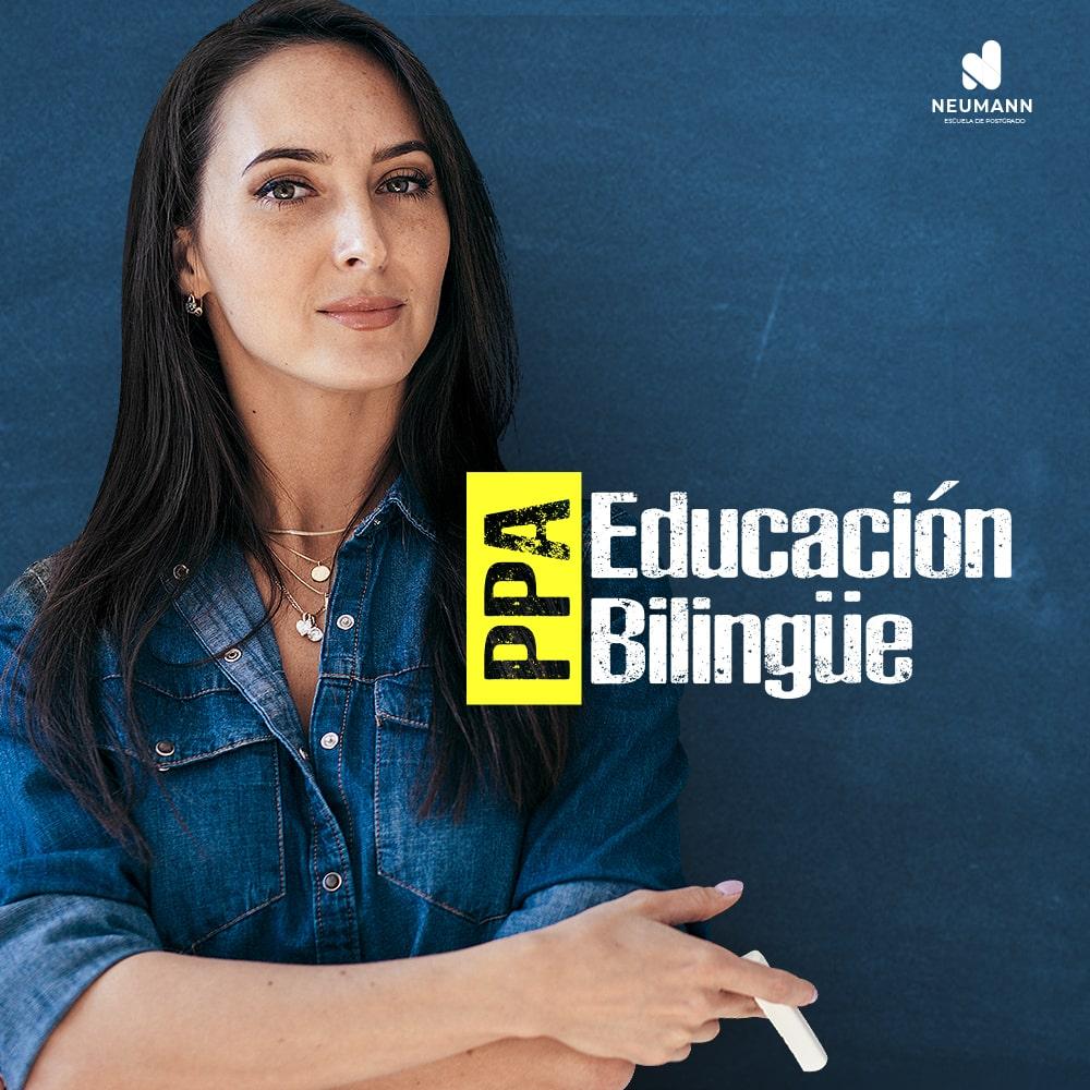 Banner PPA Educación Bilingue