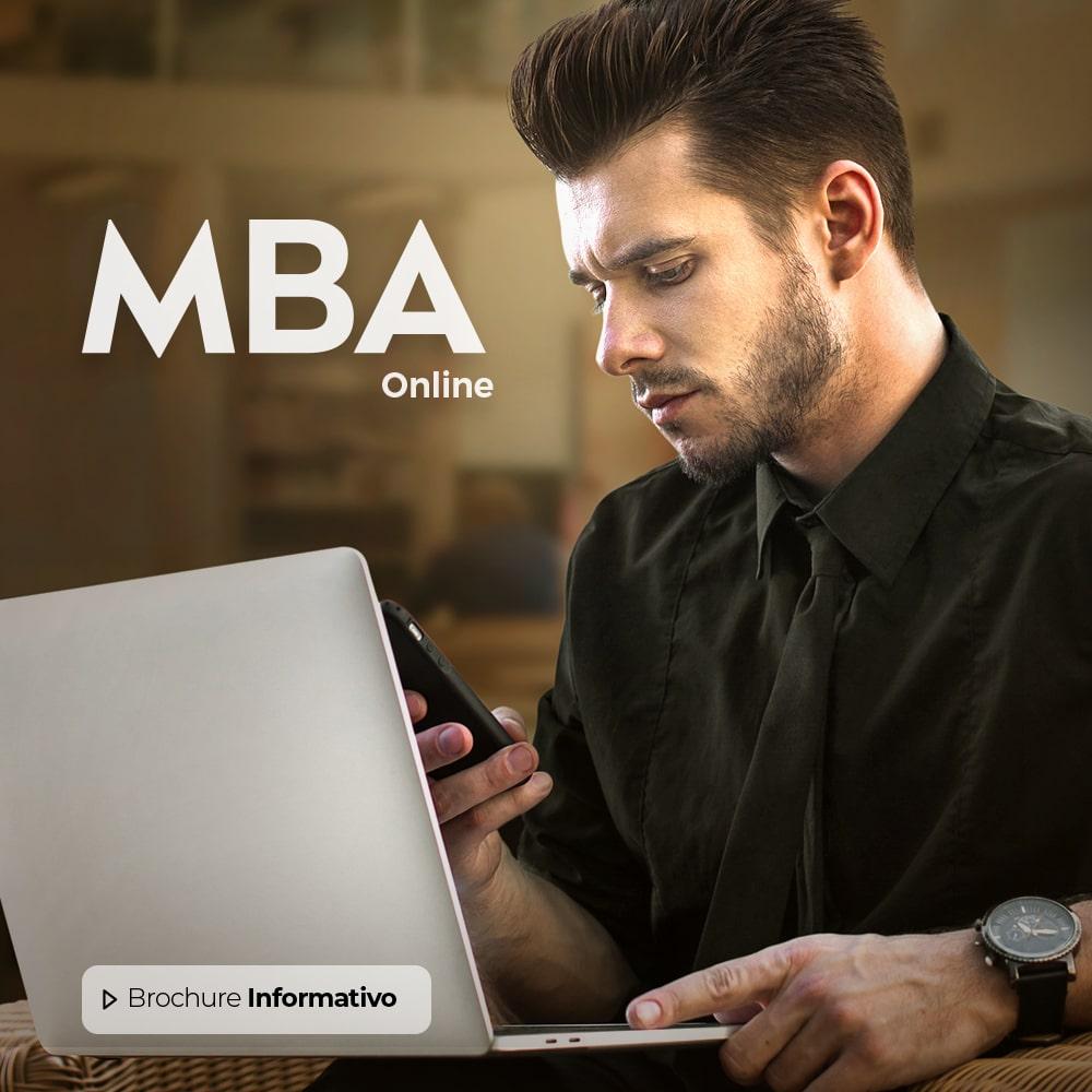 Banner Maestría en Administración de Negocios Online