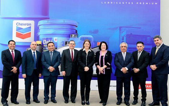 Presidenta mundial de lubricantes Chevron confirma importancia del mercado peruano