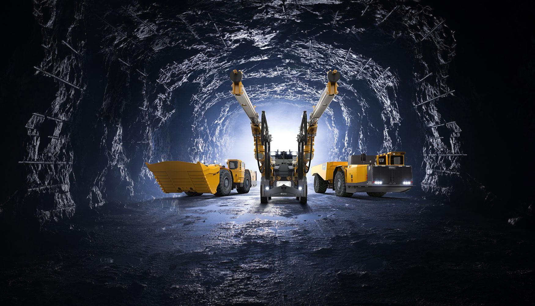 El futuro de la minería con Epiroc, en Mining and Minerals Hall 2019