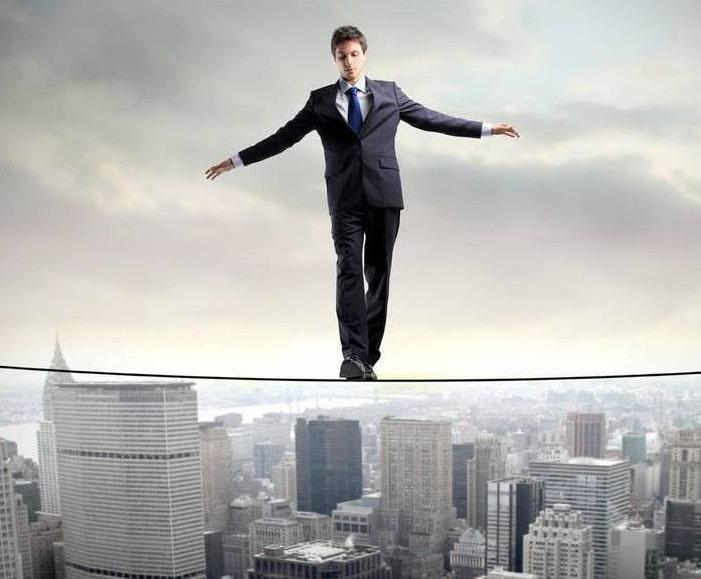 La relación entre la gestión y el riesgo
