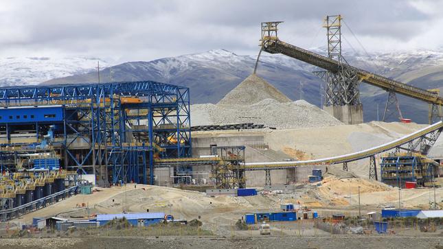 Minem: Informe de comisión que analizará ley de minería no será vinculante