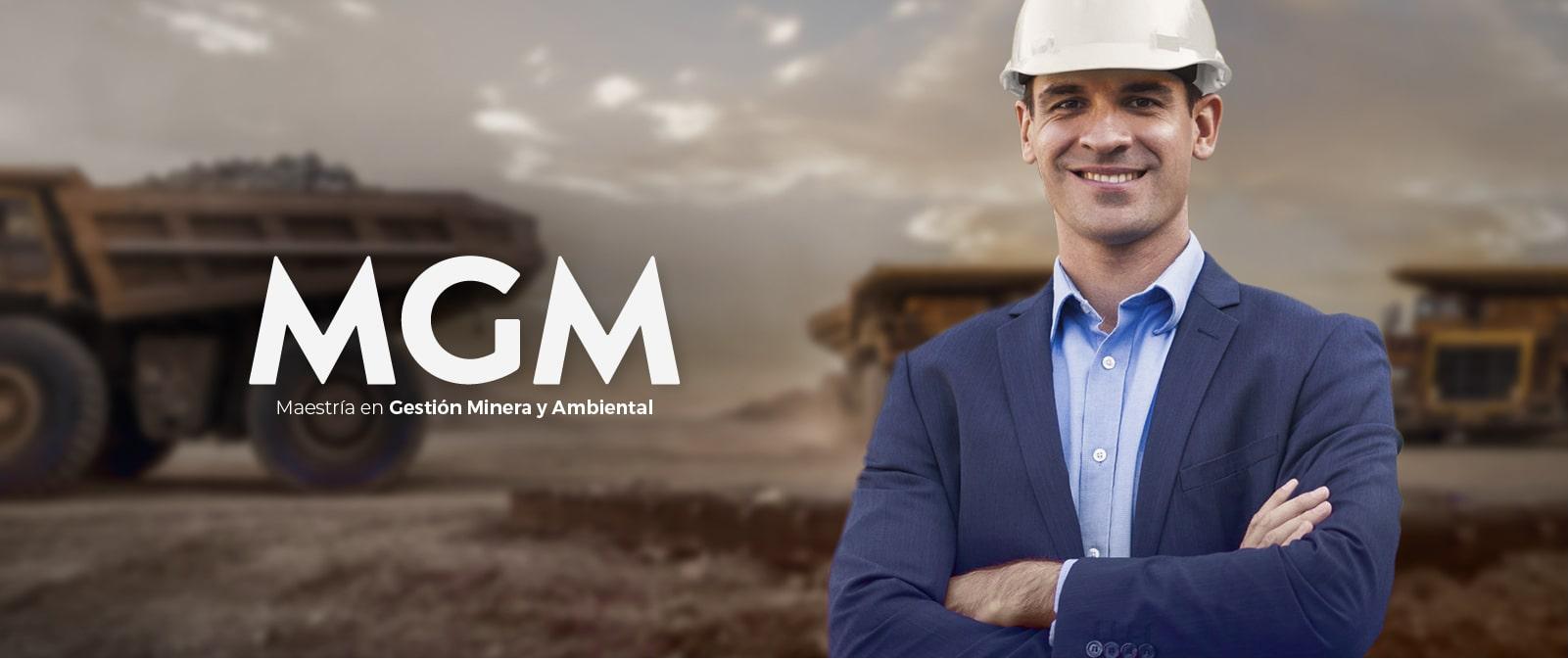 Maestría en Gestión Minera y Ambiental Online