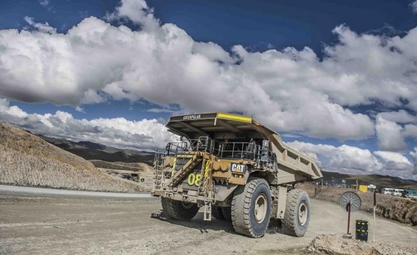 SNMPE: Moquegua es la región que más inversión minera registró hasta agosto