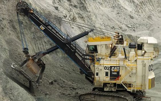 Exportaciones mineras representan casi el 60% de envíos del país