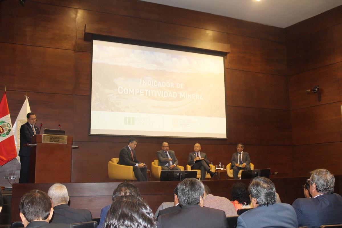 Gonzalo Tamayo: silencio administrativo positivo podría agilizar trámites en sector minero