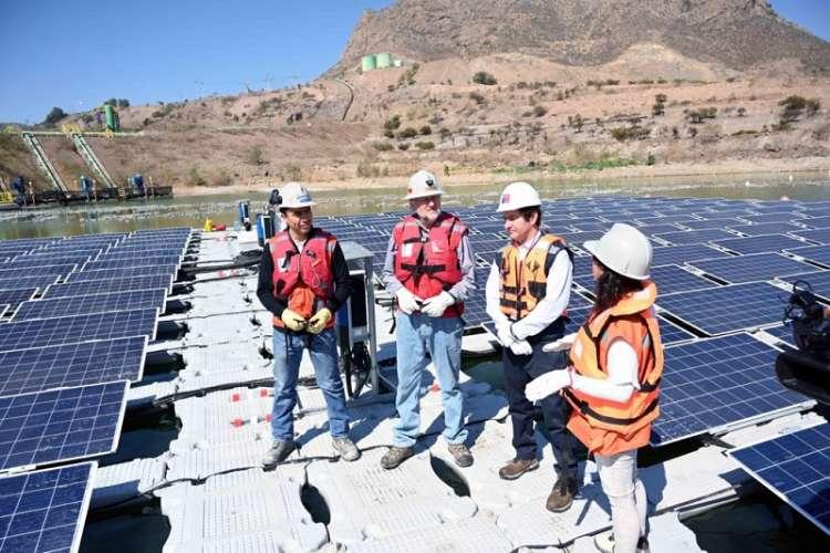 La minería está decidida a expandir uso de energías renovables en sus operaciones