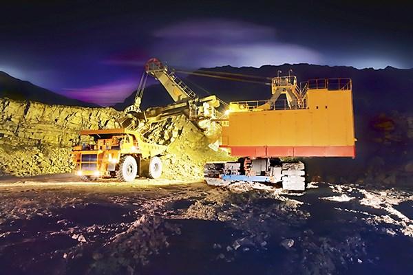 Inversiones mineras llegarán a US$ 12,800 mllns. al 2021