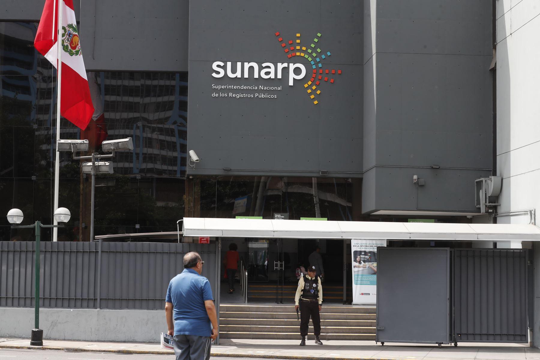 Constituye tu empresa más fácilmente a través del SID-Sunarp