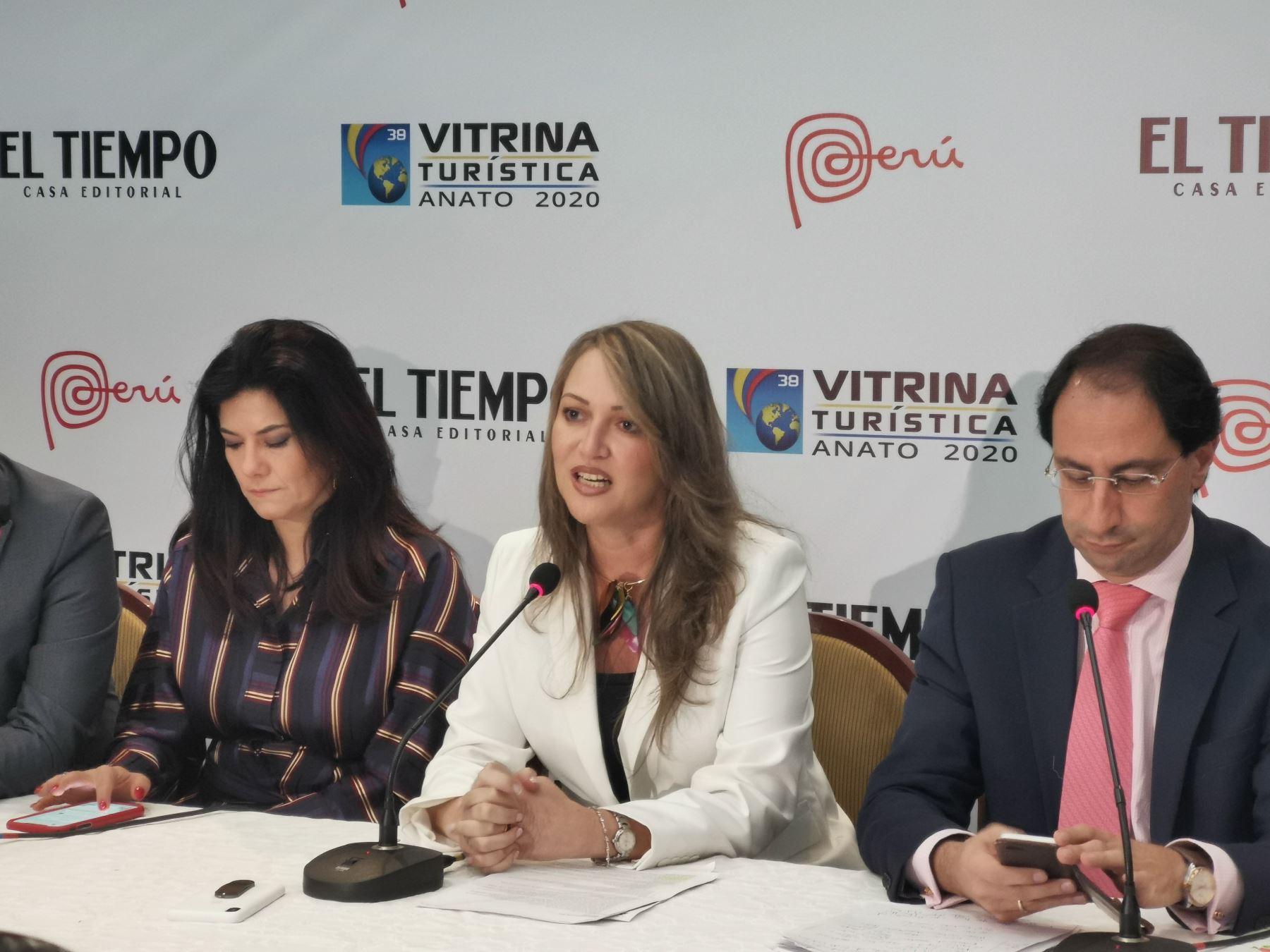 Hoy se inaugura feria turística en Colombia con Perú como país invitado de honor