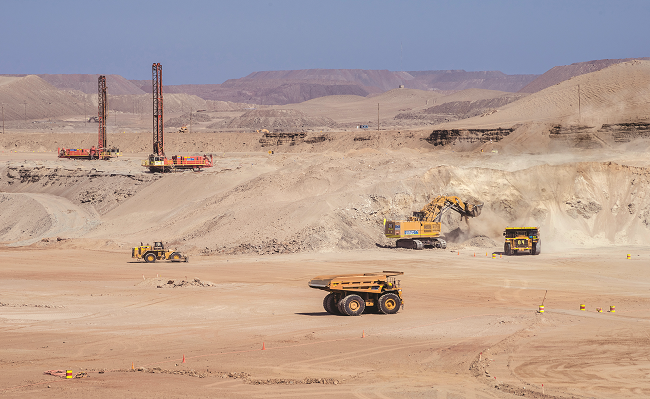 Gold Fields explora tres proyectos en el norte, centro y sur del Perú