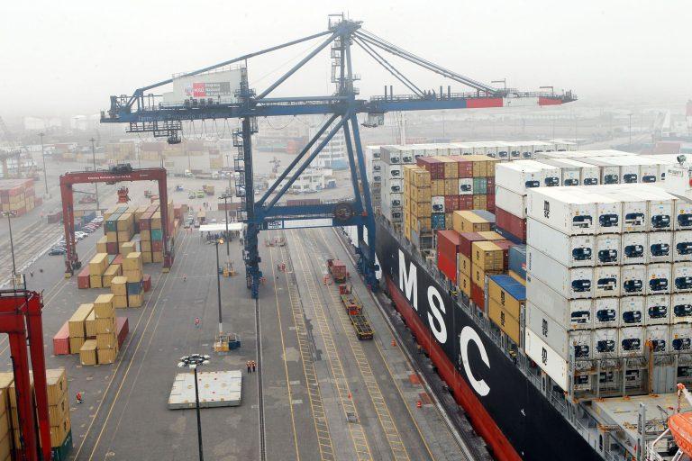 Puerto del Callao movilizó más de 357,000 toneladas de productos