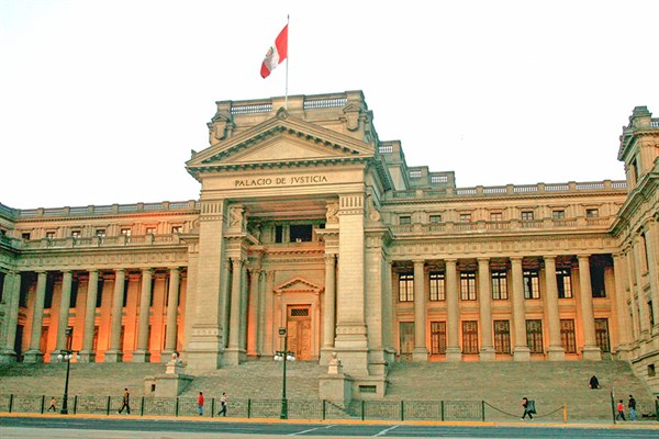 Sala suprema usará aplicativo para asuntos judiciales