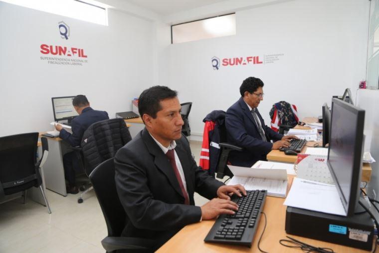 Sunafil: Trabajadores pueden realizar denuncias virtuales durante estado de emergencia