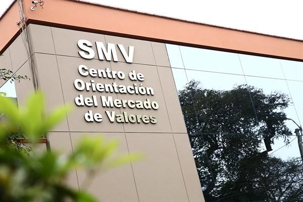 SMV facilita la entrega de reportes financieros