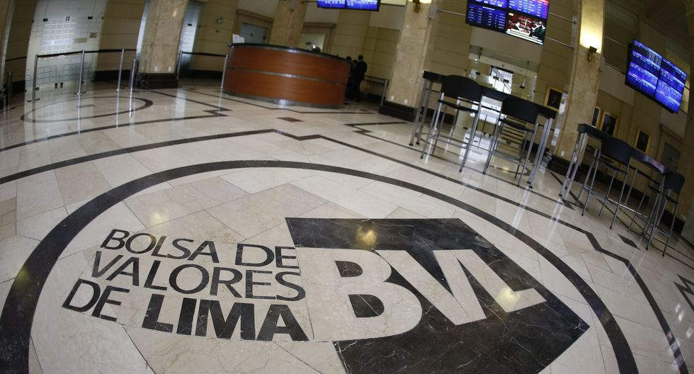 Bolsa de Lima cierra en rojo golpeada por desplome del petróleo y la propagación del coronavirus