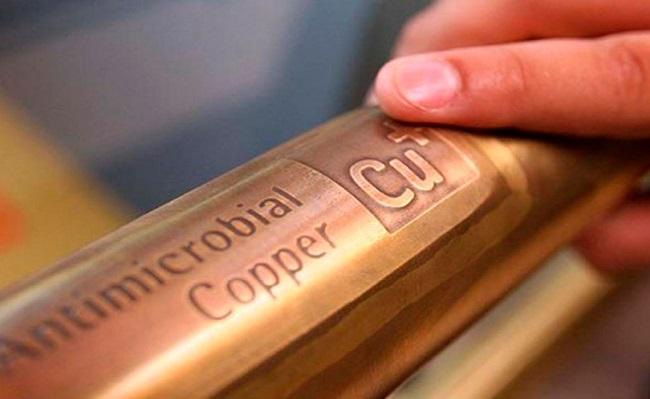 La contribución del cobre al combate del Covid-19
