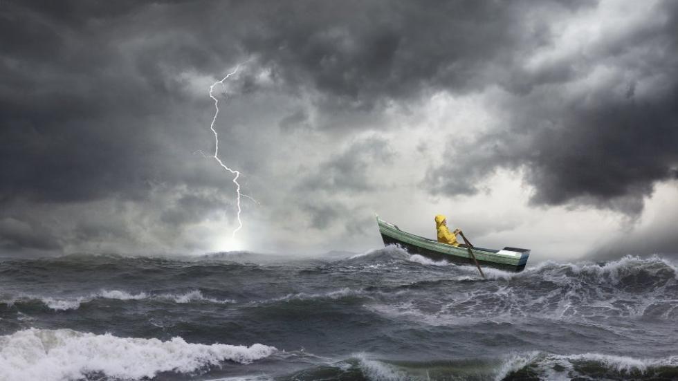 Crisis. Cómo navegar en medio de la tormenta