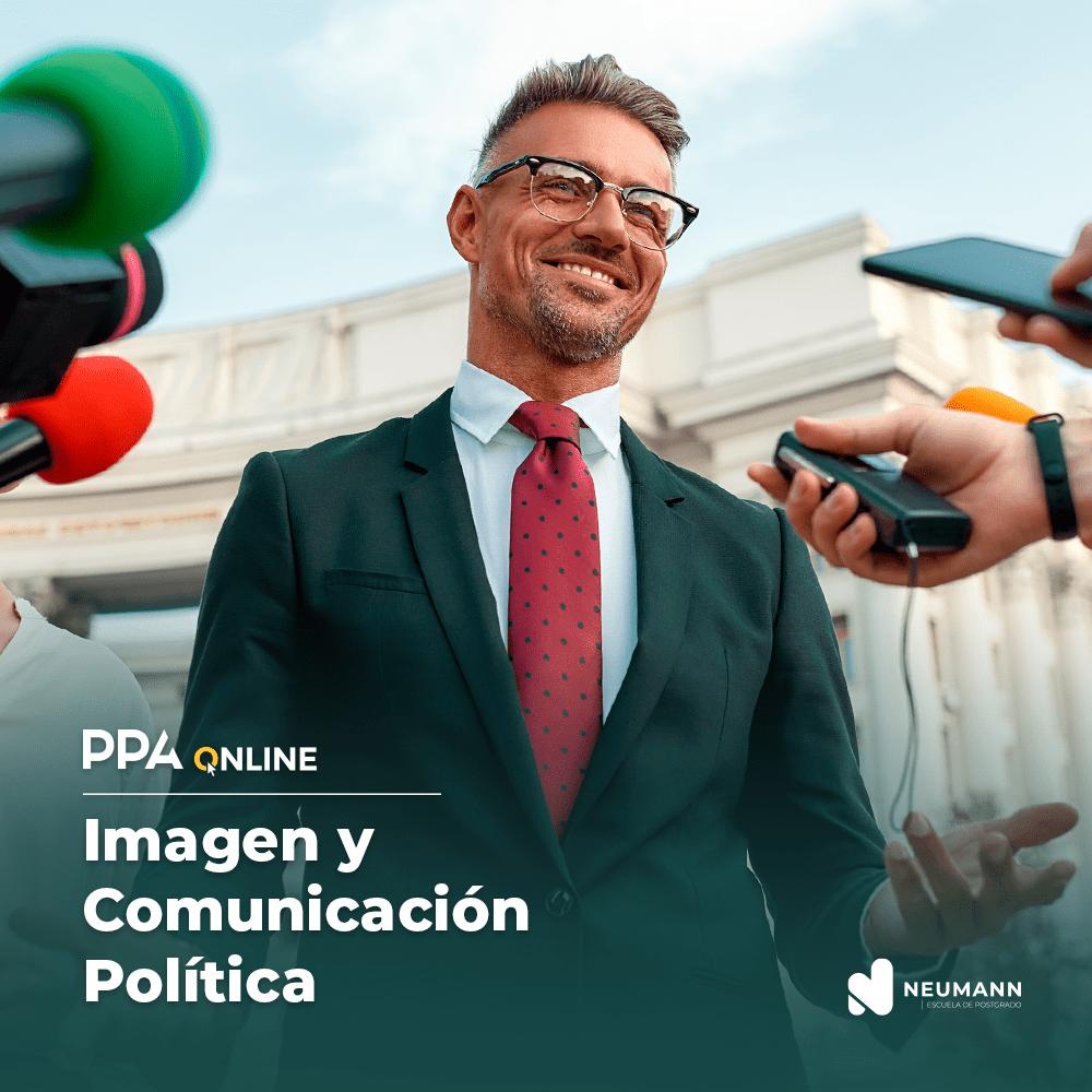 PPA Online en Imagen y Comunicación Política