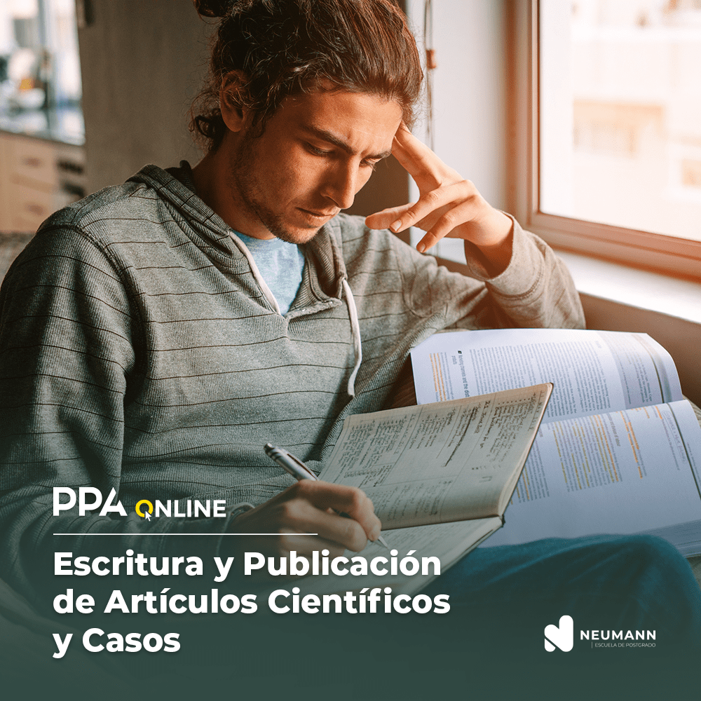 PPA Online en Escritura y Publicación de Artículos Científicos y Casos