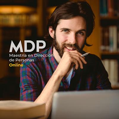 Banner Maestría en Dirección de Personas Online