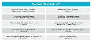 PLAN DE ESTUDIOS MTI